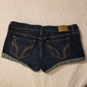 Hollister Shorts - Size 9, Hollister jean short shorts